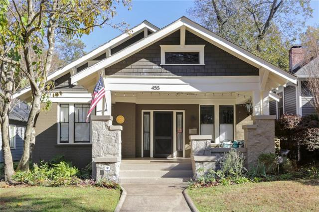 455 Candler Street NE, Atlanta, GA 30307 (MLS #6103060) :: North Atlanta Home Team