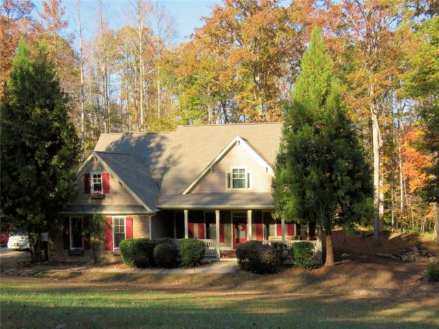 694 Bearslide Hollow, Dahlonega, GA 30533 (MLS #6103134) :: Iconic Living Real Estate Professionals