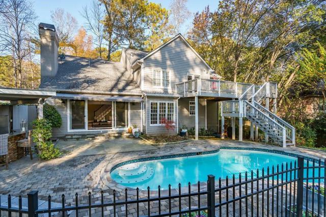 4650 Bishop Lake Road, Marietta, GA 30062 (MLS #6103156) :: North Atlanta Home Team