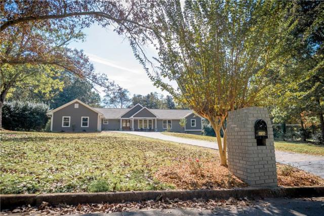 5735 Redcoat Run, Stone Mountain, GA 30087 (MLS #6103229) :: Rock River Realty