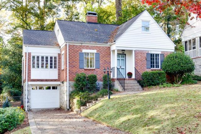 532 Princeton Way NE, Atlanta, GA 30307 (MLS #6103282) :: North Atlanta Home Team