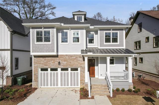 5999 Kenn Manor Way, Norcross, GA 30071 (MLS #6103349) :: North Atlanta Home Team