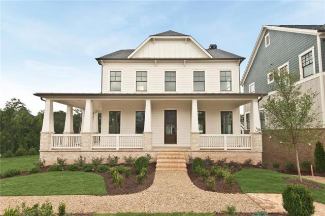 2805 Stonecrest Alley, Woodstock, GA 30188 (MLS #6103484) :: Path & Post Real Estate