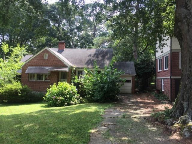 1022 S Mcdonough Street, Decatur, GA 30030 (MLS #6103552) :: Path & Post Real Estate