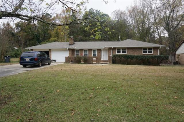 552 Hasty Drive, Lithia Springs, GA 30122 (MLS #6103612) :: Kennesaw Life Real Estate