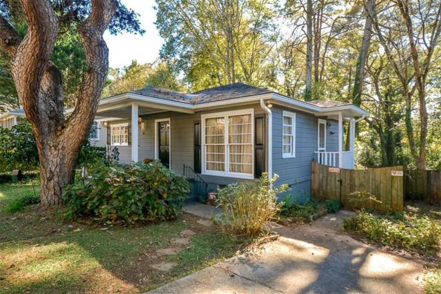 1095 Napier Street SE, Atlanta, GA 30316 (MLS #6103668) :: RCM Brokers