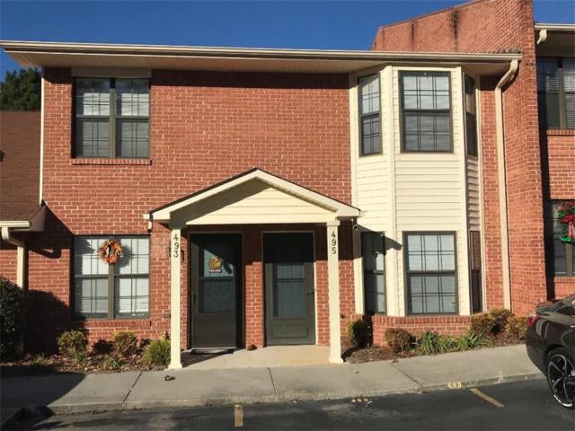 495 Mt. Vernon Drive, Calhoun, GA 30701 (MLS #6103710) :: North Atlanta Home Team