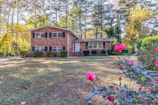 2783 Ponderosa Circle, Decatur, GA 30033 (MLS #6103759) :: RCM Brokers