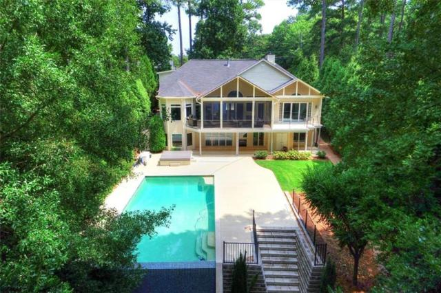 3695 N Berkeley Lake Road NW, Berkeley Lake, GA 30096 (MLS #6103856) :: North Atlanta Home Team