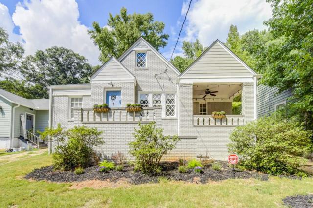 1667 S Gordon Street SW, Atlanta, GA 30310 (MLS #6104093) :: RCM Brokers