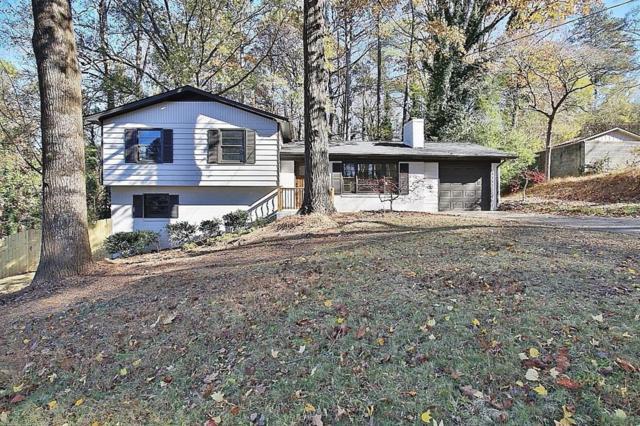 3403 Creek Valley Drive SE, Smyrna, GA 30082 (MLS #6104395) :: North Atlanta Home Team