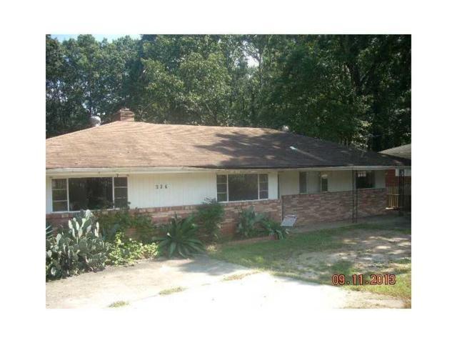 697 N Hairston Road, Stone Mountain, GA 30083 (MLS #6104576) :: The Zac Team @ RE/MAX Metro Atlanta