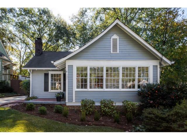 324 Montgomery Street, Decatur, GA 30030 (MLS #6104684) :: RCM Brokers