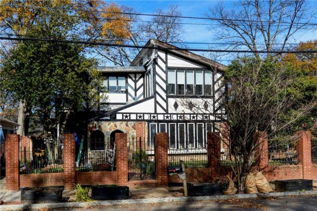 870 Greenwood Avenue NE, Atlanta, GA 30306 (MLS #6104688) :: Iconic Living Real Estate Professionals
