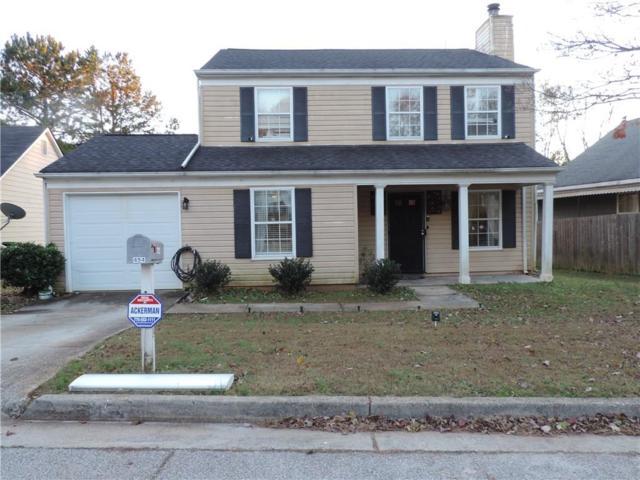 454 Orchard Drive, Stone Mountain, GA 30083 (MLS #6104743) :: North Atlanta Home Team
