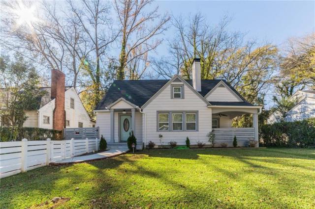 1660 Kenmore Street SW, Atlanta, GA 30311 (MLS #6104826) :: RCM Brokers