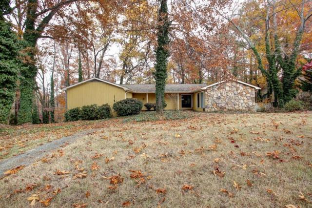 4041 Summit Drive, Marietta, GA 30068 (MLS #6105082) :: RCM Brokers