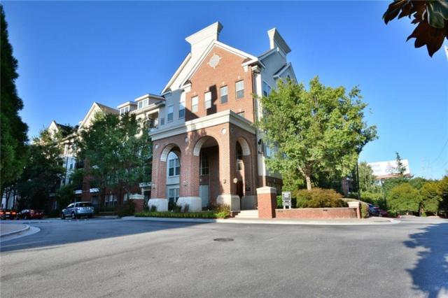 1850 Cotillion Drive #3405, Dunwoody, GA 30338 (MLS #6105143) :: Rock River Realty