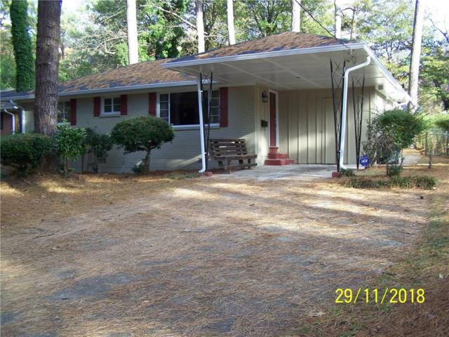 2766 Luther Drive, East Point, GA 30344 (MLS #6105270) :: RCM Brokers