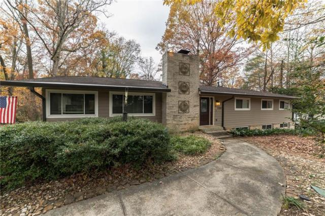 5580 Benton Woods Drive, Atlanta, GA 30342 (MLS #6105331) :: The Zac Team @ RE/MAX Metro Atlanta