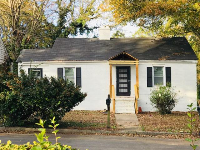 1327 Sharon Street NW, Atlanta, GA 30314 (MLS #6105334) :: North Atlanta Home Team