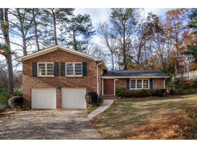 1464 Runnymeade Road NE, Brookhaven, GA 30319 (MLS #6105347) :: The Zac Team @ RE/MAX Metro Atlanta
