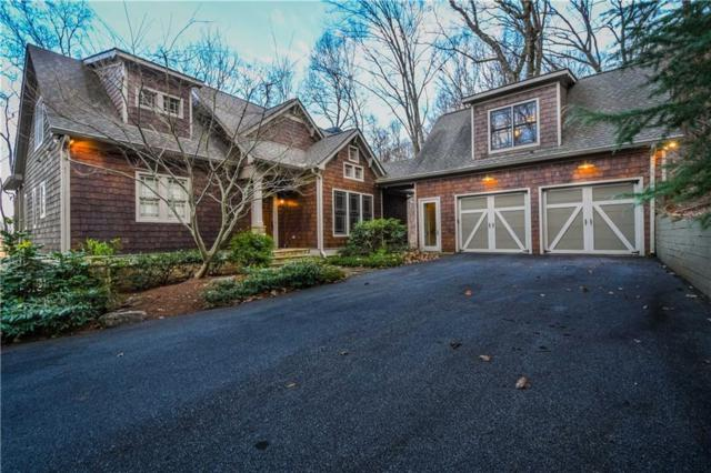 1549 Valley View Drive, Big Canoe, GA 30143 (MLS #6105536) :: Hollingsworth & Company Real Estate