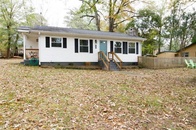 445 Clubhouse Drive, Pine Lake, GA 30072 (MLS #6105634) :: North Atlanta Home Team