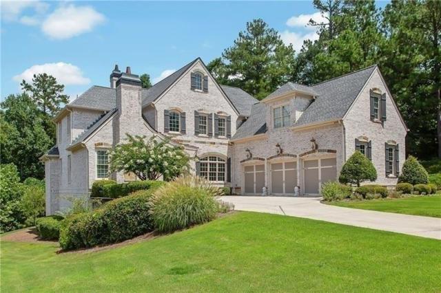 40 Bulloch Circle, Acworth, GA 30101 (MLS #6105876) :: Hollingsworth & Company Real Estate