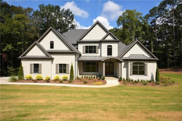 4370 Freys Farm Lane NW, Kennesaw, GA 30152 (MLS #6105883) :: North Atlanta Home Team