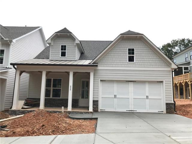 550 Haley Street, Marietta, GA 30060 (MLS #6105900) :: North Atlanta Home Team