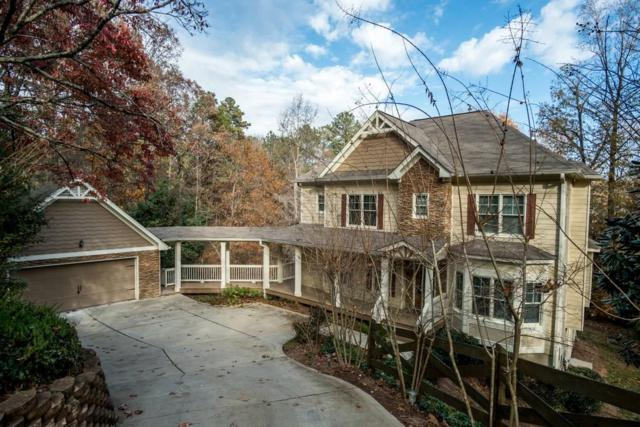 85 Fairway Ridge Drive, Alpharetta, GA 30022 (MLS #6105934) :: North Atlanta Home Team