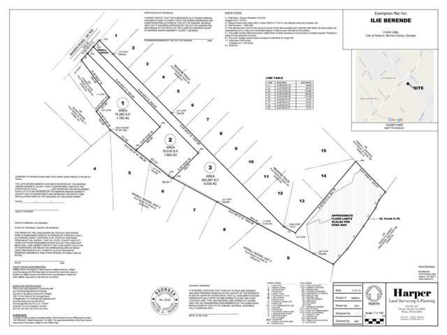 00 Wages Road, Auburn, GA 30011 (MLS #6105960) :: Hollingsworth & Company Real Estate
