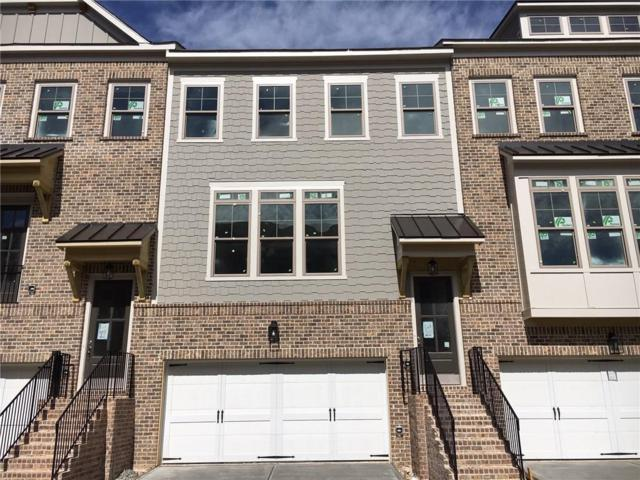 2368 Montford Place Place SE #50, Smyrna, GA 30080 (MLS #6106021) :: North Atlanta Home Team