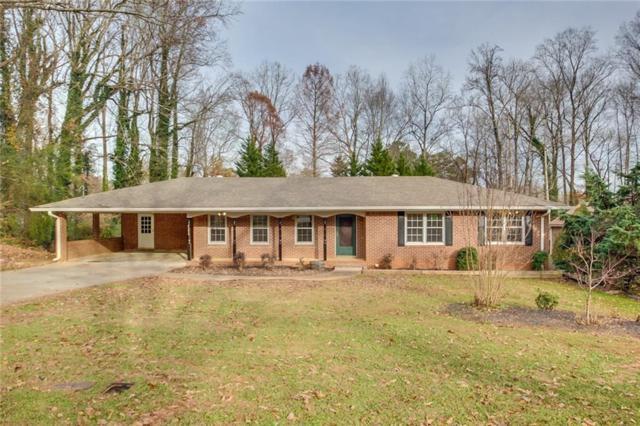 4393 White Oak Drive, Sugar Hill, GA 30518 (MLS #6106177) :: The North Georgia Group
