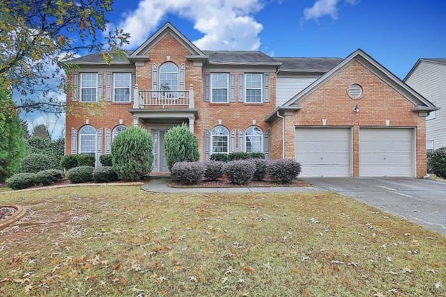 821 Lazarus Drive, Woodstock, GA 30188 (MLS #6106263) :: North Atlanta Home Team