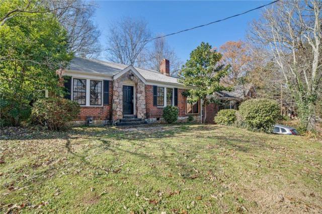 1733 Sylvan Road SW, Atlanta, GA 30310 (MLS #6106271) :: North Atlanta Home Team