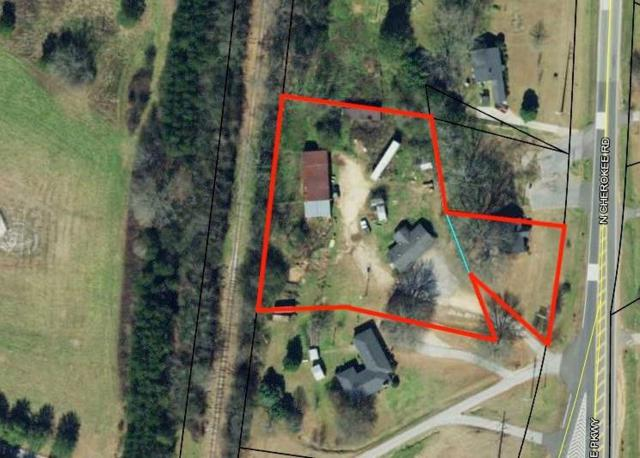 1511 Cherokee Road N, Social Circle, GA 30025 (MLS #6106366) :: Hollingsworth & Company Real Estate