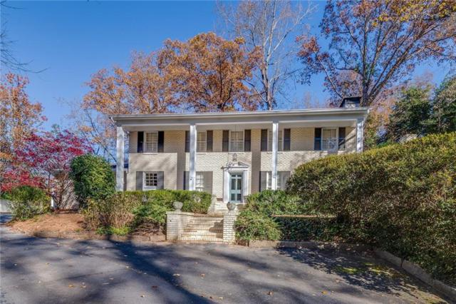 484 Tara Trail NW, Sandy Springs, GA 30327 (MLS #6106432) :: North Atlanta Home Team