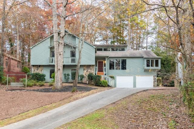 4364 Mikandy Drive NW, Kennesaw, GA 30144 (MLS #6106438) :: Iconic Living Real Estate Professionals