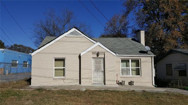 535 Hamilton E Holmes Drive NW, Atlanta, GA 30318 (MLS #6106478) :: North Atlanta Home Team