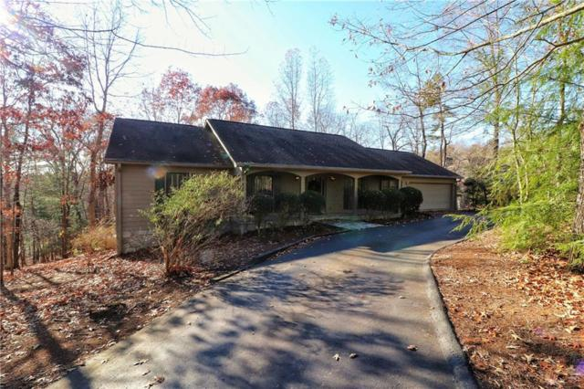 1036 Hunters Trace, Big Canoe, GA 30143 (MLS #6106647) :: Hollingsworth & Company Real Estate