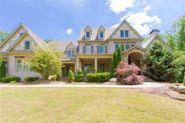 5021 Heatherwood Court, Roswell, GA 30075 (MLS #6106669) :: North Atlanta Home Team