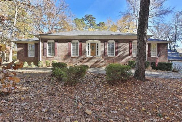 1650 Beaumont Drive NW, Kennesaw, GA 30152 (MLS #6106834) :: North Atlanta Home Team