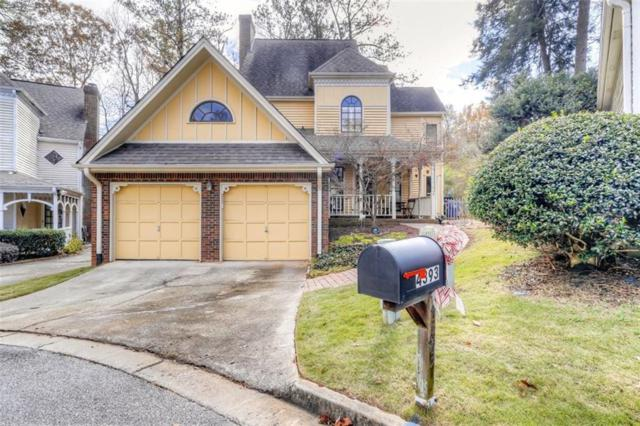 4393 Briers Way, Stone Mountain, GA 30083 (MLS #6106907) :: The Zac Team @ RE/MAX Metro Atlanta