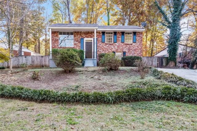 186 Longleaf Drive SE, Marietta, GA 30060 (MLS #6106919) :: North Atlanta Home Team