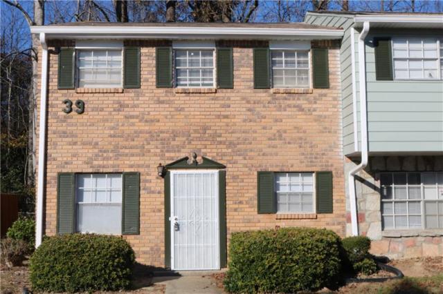 4701 Flat Shoals Road 39A, Union City, GA 30291 (MLS #6106992) :: North Atlanta Home Team