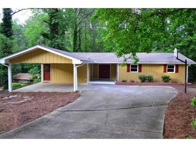 868 Pinecrest Circle SW, Lilburn, GA 30047 (MLS #6107026) :: North Atlanta Home Team