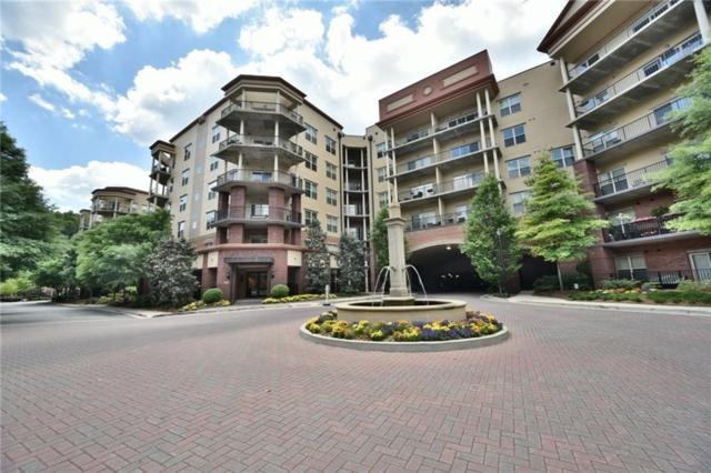 200 River Vista Drive #606, Atlanta, GA 30339 (MLS #6107045) :: RE/MAX Paramount Properties