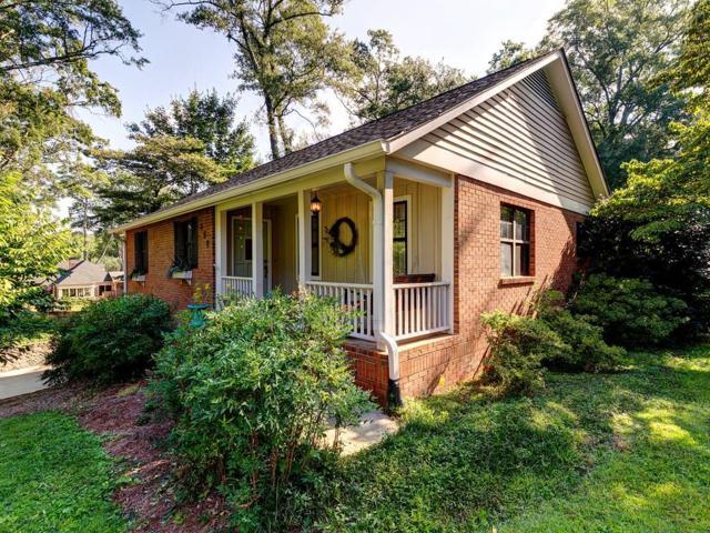 550 Cherokee Street NE, Marietta, GA 30060 (MLS #6107088) :: North Atlanta Home Team